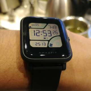 Xiaomi Amazfit Pacer Smart Watch