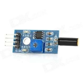 Tilt Sensor Switch Module for Arduino