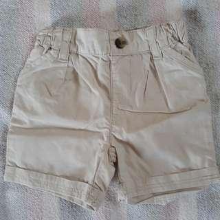 Short celana pendek bayi