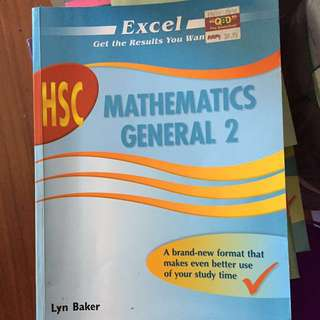 Excel General Math 2