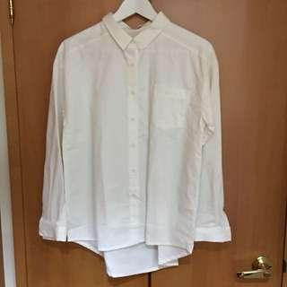 轉賣Rei Shop~白色襯衫