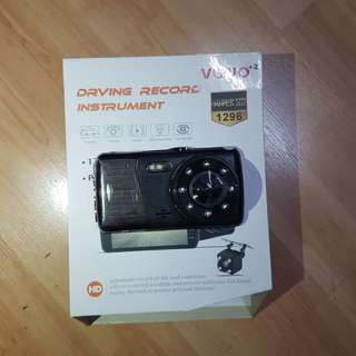 VONO+2 Dash Cam HD 1080p