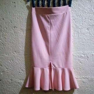 Mermaid Office Skirt
