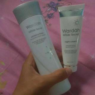 wardah white secret dapat 2