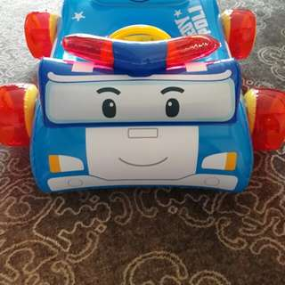 Robocar Poli Swimming  Float