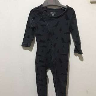 Cotton on kids sleepsuit