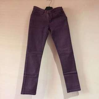 Violet pants