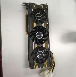 Qleadtek GTX780 graphic card