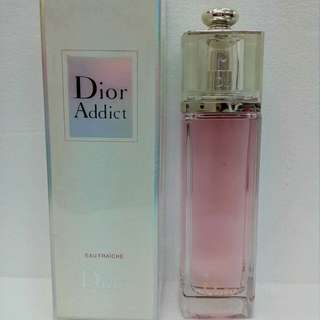 Dior addict eau fraiche for women 100ml