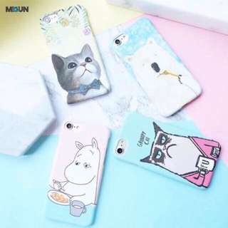 Animal Pastel - HardCase - For iphone & oppo