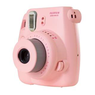 INSTAX MINI 8 PINK POLAROID