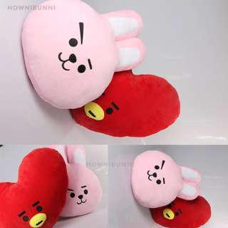 BT21 COOKY & TATA Pillow Un-Official