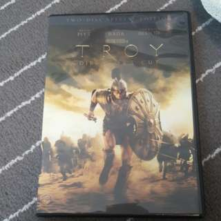 Troy dvd