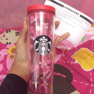 New tumbler starbucks xoxo