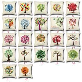 Throw Pillow Soft Case