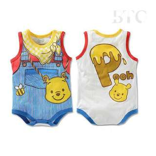 [READY STOCK] Disney Cartoon Rompers