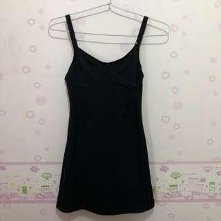 Top shop Backless dress