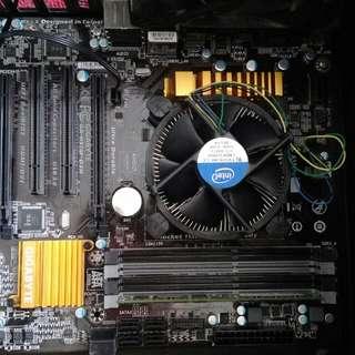E3-1230 V3,H97M mainboard & 8G ram