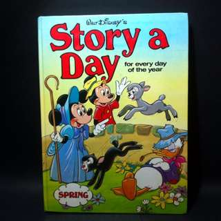 DISNEY Story A Day (Spring)