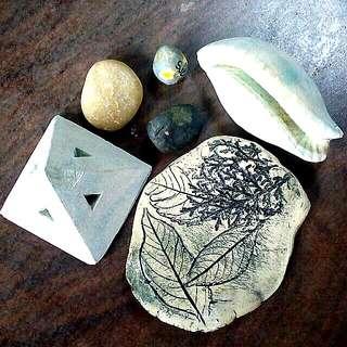 Stones & Ceramic Weights