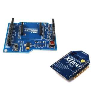 Xbee Pro Shield for Arduino - (Clone)