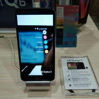 LG Stylus 3 bisa cicil tanpa kartu kredit proses cuma 30 menit syaratnya mudah