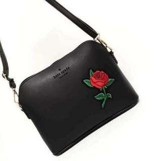 Kate Spade Sling Bag - Black