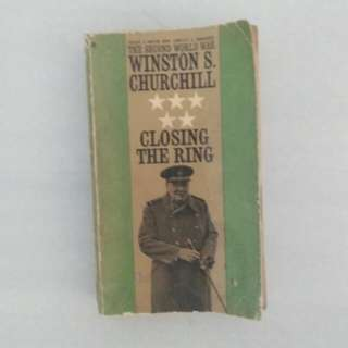 Closing the Ring - Winston Churchill