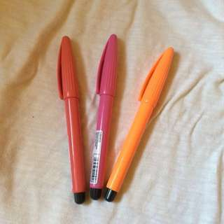 MINISO Pluspens Water-based Fibre Tip Pen