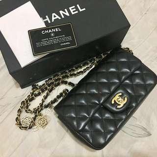 Chanel classic flap 20cm 情人節特別版