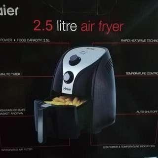 Air fryer haier