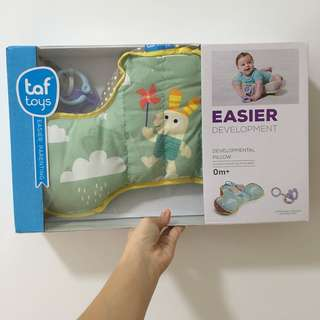 BNIB - Taf Toys Developmental Pillow