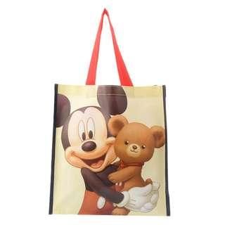 Japan Disneystore Disney Store Unibearsity 7th Anniversary Mocha & Pudding Eco Bag