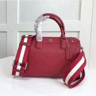 Coach mini benet satchel