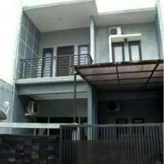 Rumah di Jalan Kejaksaan Joglo Raya
