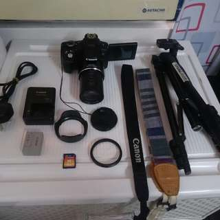 Canon SX50is+all include