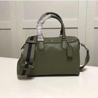 Coach mini benett satchel