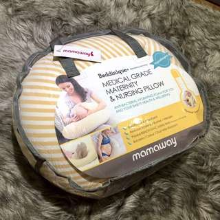 MAMAWAY NURSING PILLOW