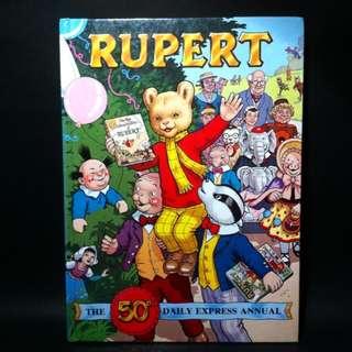 Rupert 50th Anniversary