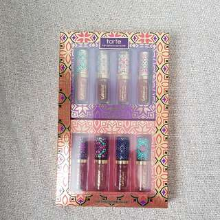 Tarte Limited Edition Posh Pout Quick Dry & Glossy Lip Set
