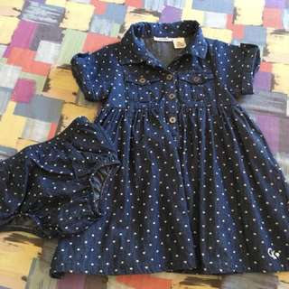 Pre-loved CK dress with Inner
