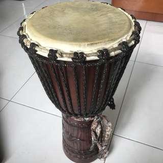 非洲鼓 含鼓袋