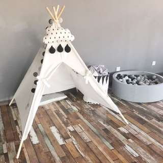Affordable Glamping for birthday party kids / adult