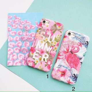 Tropical Case For iphone dan oppo