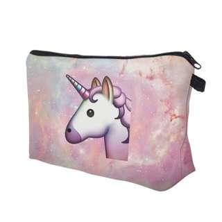 (PREORDER) Unicorn Galaxy Makeup Pouch