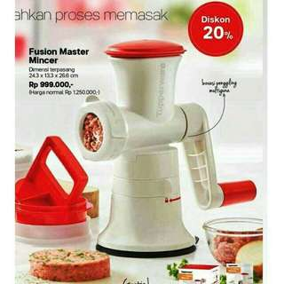 Fusion Master Mincer