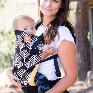 Tula Baby Carrier (Like brand new)