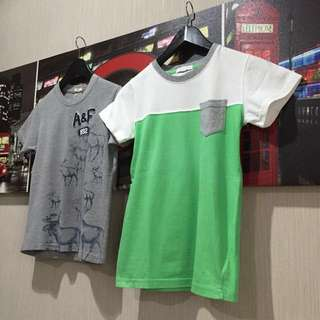 Abercrombie&Fitch + Pumpkin Patch ( 2for 50rb)