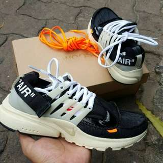 Nike Fresto X Off White