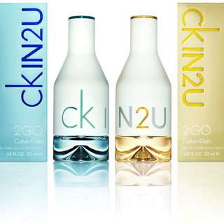 CALVIN KLEIN PERFUME CK IN2U 100 ml